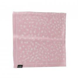 Fraas Dámský hedvábný čtvercový šátek 612169-410 - růžová