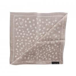 Fraas Dámský hedvábný čtvercový šátek 612169-950 - šedá
