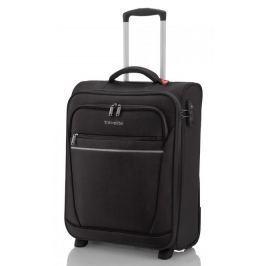Travelite Kabinový cestovní kufr Cabin 2w 44 l - černá