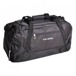 Travelite Cestovní taška Kick Off L Black 6815-01 71 l