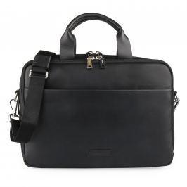 JOOP! Pánská kožená taška Vetra Pandion 4140004072 - černá