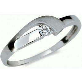 Danfil Krásný diamantový prsten DF1779b 58 mm