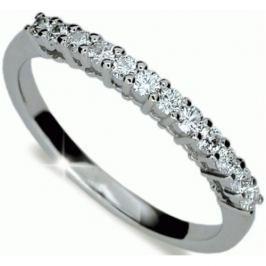 Danfil Luxusní diamantový prsten DF1971b 52 mm