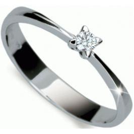 Danfil Decentní zásnubní prsten DF1958b 59 mm