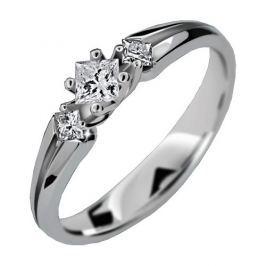 Danfil Luxusní zásnubní prsten DF2105b 59 mm