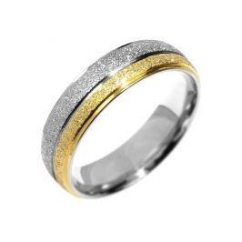 Silvego Snubní ocelový prsten Flers RRC0365 64 mm