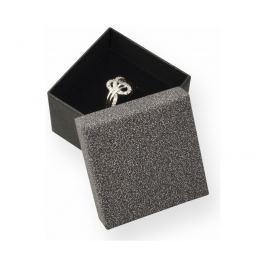 JK Box Elegantní dárková krabička na prsten MG-3/A25