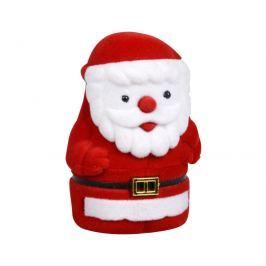 JK Box Dárková krabička Santa na prsten nebo náušnice FU-10