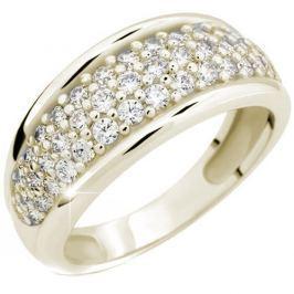 Danfil Luxusní diamantový prsten DF2335z 55 mm