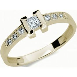 Danfil Luxusní zásnubní prsten DF2062z 51 mm