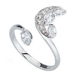 Morellato Ocelový prsten s půlměsícem Luna SAIZ14 54 mm