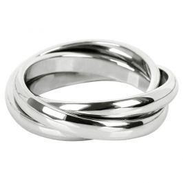 Troli Trojitý ocelový prsten KRS-247 49 mm