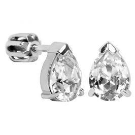 Brilio Silver Stříbrné náušnice Kapka 438 001 01795 04 - 1,46 g