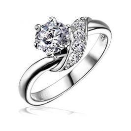 Silvego Stříbrný zásnubní prsten SHZR234 - SLEVA