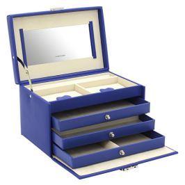 Friedrich Lederwaren Šperkovnice modrá Jolie 23256-50