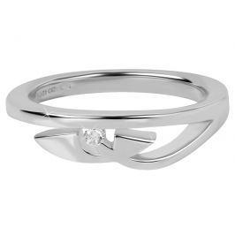Silver Cat Stříbrný prsten pro ženy SC276 60 mm