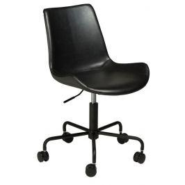 DAN-FORM Černá kancelářská židle DanForm Hype