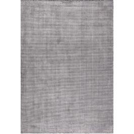 White Label Living Ocelově šedý koberec WLL FRISH 170x240 cm