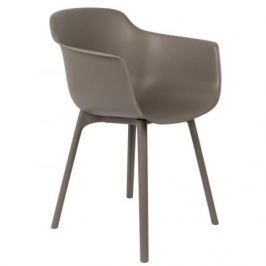 White Label Living Béžová židle WLL MAE