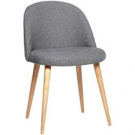 Jídelní židle Hübsch Svend, tmavě šedá