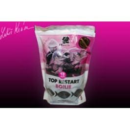 LK Baits Boilie Top ReStart Black Protein 18mm 1kg