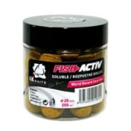 LK Baits Boilie Fish Activ 20mm 250ml