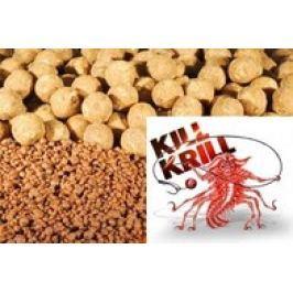 Nikl Pelety Kill Krill 18mm s dírkou 1kg