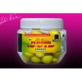 LK Baits POP UP Fluoro G-8 Pineapple 14mm 150ml