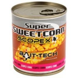 Bait-Tech Kukuřice Super Sweetcorn Scopex 300g