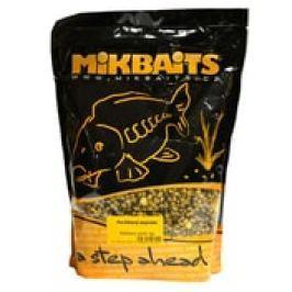 Mikbaits Nakládaný partiklový Express (kukuřice, pšenice, řepka) 1,5kg