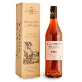 Armagnac Castaréde 0,7l 40% 1965
