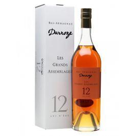 Darroze Armagnac 12y 0,7l 43%