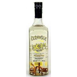 Červovice Worm tequila 0,7l 38%